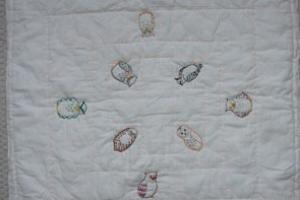 Owl Baby Quilt