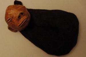 Mummified Coin Pouch